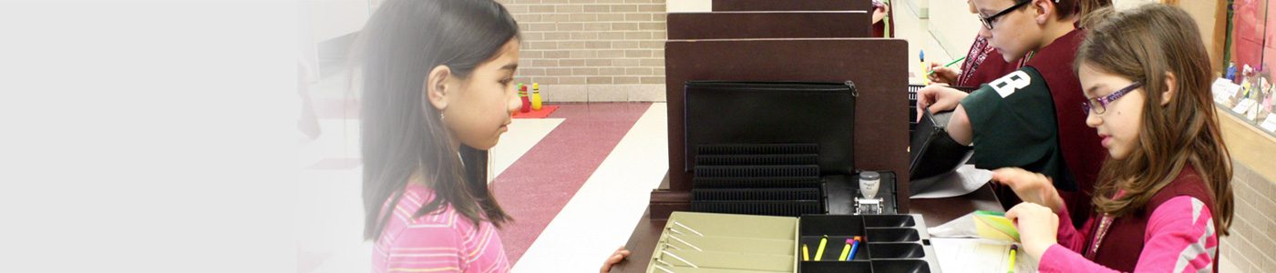 Student run credit union