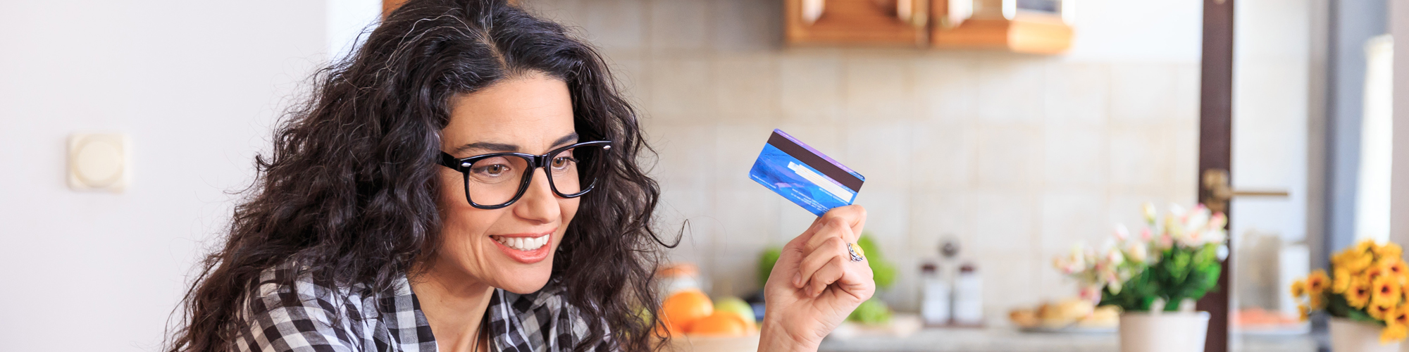 The LOC Visa Credit Card is Perfect For You and Your Wallet.