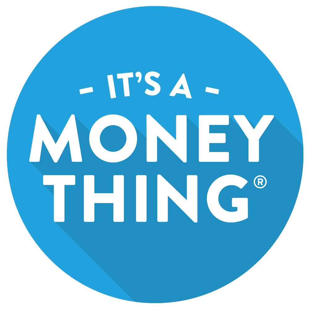 it's a money thing logo